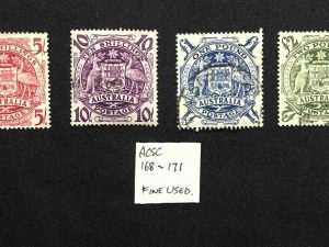 Coat of Arms Set – used